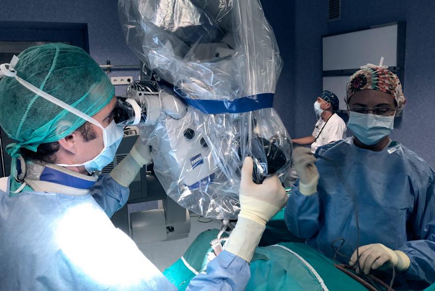 Doctor Antonio Huete Allut Neurocirujano
