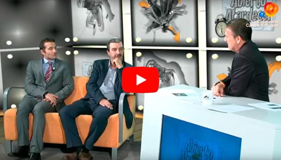 antonio huete medico solidario entrevista interalmeriatv