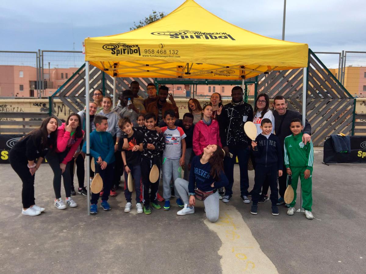Taller Deporte San Isidro Almería